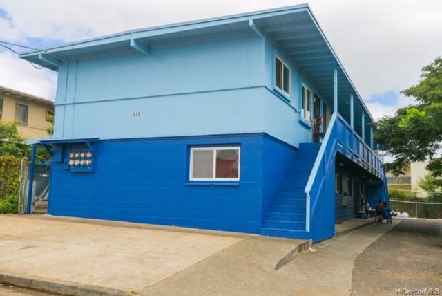 Photo of home for sale at 94-245 Aniani Place, Waipahu HI
