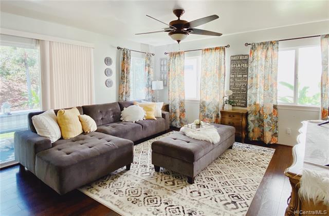 Photo of home for sale at 87-1023 Anaha Street, Waianae HI