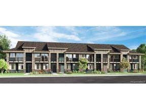 Property for sale at 91-3524 Iwikuamoo Street Unit: 402, Ewa Beach,  Hawaii 96706