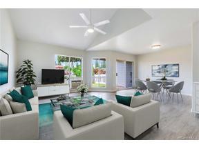 Property for sale at 94-642 Lumiauau Street Unit: B3, Waipahu,  Hawaii 96797