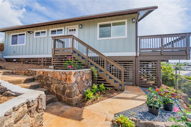 Photo of home for sale at 1118 Maalaea Road, Honolulu HI