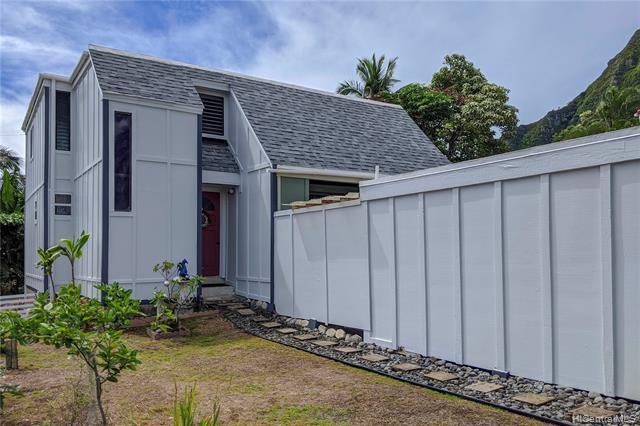Photo of home for sale at 51-110 Kaaawa Park Lane, Kaaawa HI