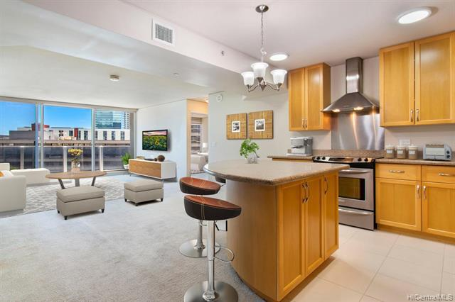 Photo of home for sale at 1288 Kapiolani Boulevard, Honolulu HI