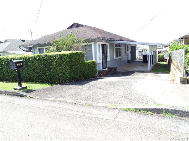 Photo of home for sale at 3283 Lamaloa Place, Honolulu HI