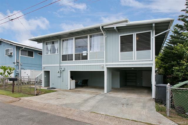 Photo of home for sale at 514 Nowela Place, Kailua HI