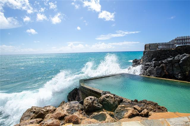 Photo of home for sale at 4136 Black Point Road, Honolulu HI