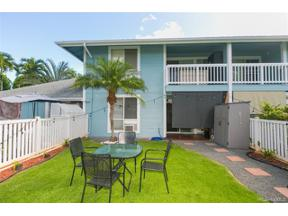 Property for sale at 94-970 Lumiauau Street Unit: F103, Waipahu,  Hawaii 96797