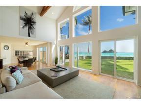 Property for sale at 1360 Mokulua Drive, Kailua,  Hawaii 96734