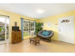 Property for sale at 94-1460 Kulewa Loop Unit: 2A, Waipahu,  Hawaii 96797