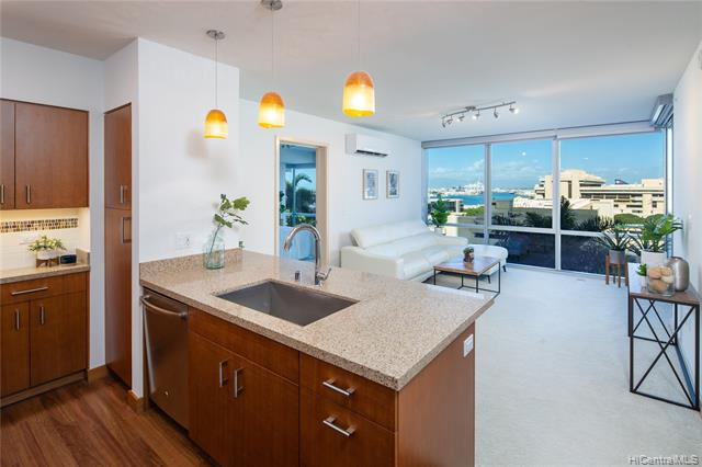 Photo of home for sale at 555 South Street, Honolulu HI