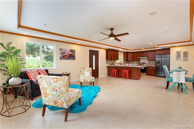 Photo of home for sale at 92-300 Hookili Place, Kapolei HI