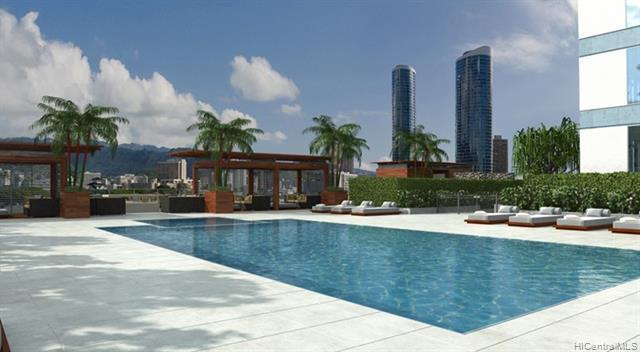 Photo of home for sale at 1009 Kapiolani Boulevard, Honolulu HI