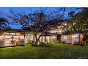 Property for sale at 1543 Aalapapa Drive, Kailua,  Hawaii 96734