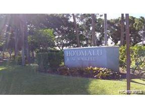 Property for sale at 94-970 Lumiauau Street Unit: H104, Waipahu,  Hawaii 96797