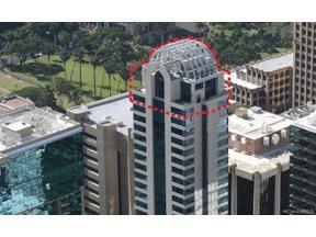 Property for sale at 1199 Bishop Street Unit: PH, Honolulu,  Hawaii 96813