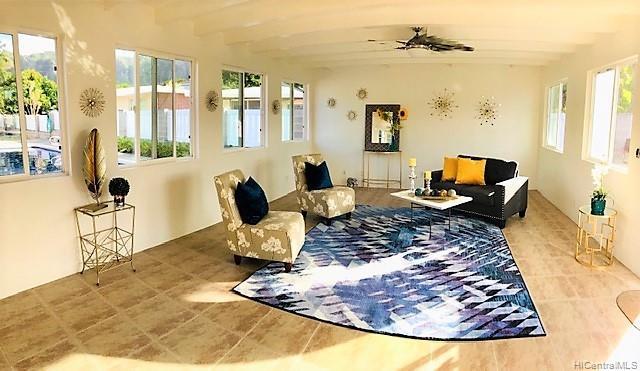Photo of home for sale at 41-046 Hihimanu Street, Waimanalo HI