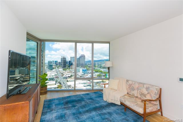Photo of home for sale at 1001 Queen Street, Honolulu HI