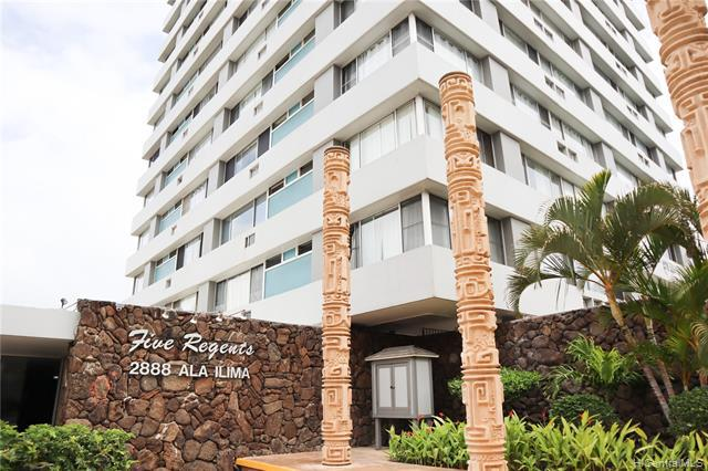 Photo of home for sale at 2888 Ala Ilima Street, Honolulu HI