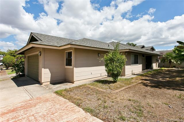 Photo of home for sale at 94-1017 Waiopae Street, Waipahu HI