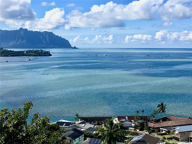 Photo of home for sale at 46-082 Puulena Street, Kaneohe HI