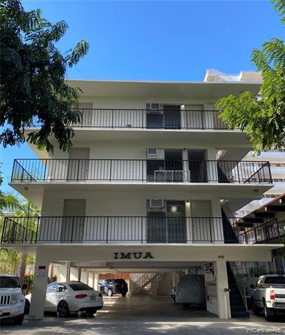 Photo of home for sale at 416 Kuamoo Street, Honolulu HI