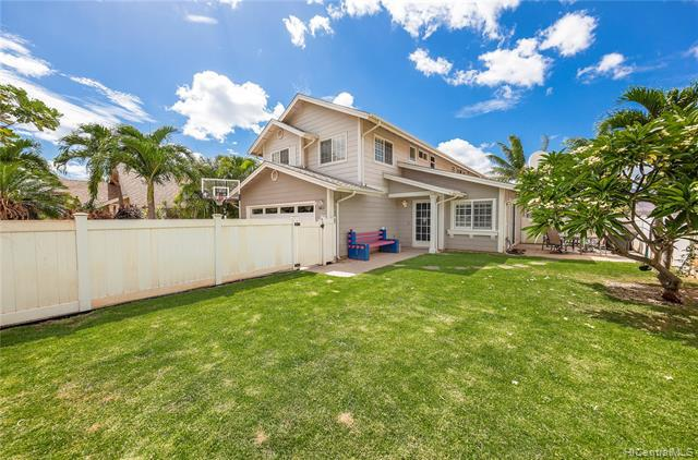 Photo of home for sale at 87-1038 Kaiamekala Street, Waianae HI