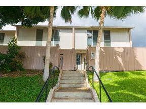 Property for sale at 92-755 Makakilo Drive Unit: 47, Kapolei,  Hawaii 96707