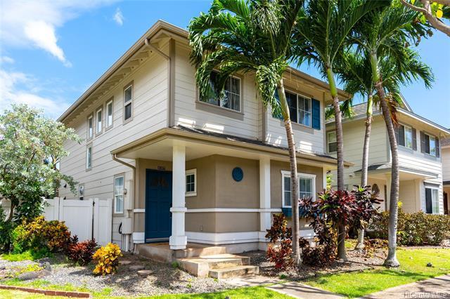 Photo of home for sale at 91-1177 Kaiopua Street, Ewa Beach HI