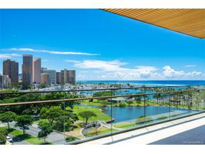 Property for sale at 1388 Ala Moana Boulevard Unit: 8802, Honolulu,  Hawaii 96814