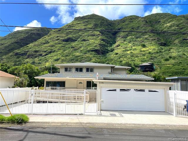 Photo of home for sale at 1164 Hind Iuka Drive, Honolulu HI