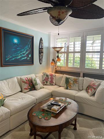 Photo of home for sale at 425 Ena Road, Honolulu HI
