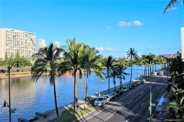 Photo of home for sale at 2015 Ala Wai Boulevard, Honolulu HI