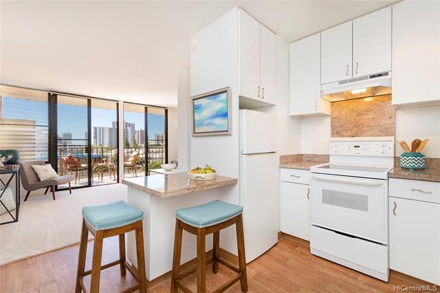 Photo of home for sale at 1561 Pensacola Street, Honolulu HI