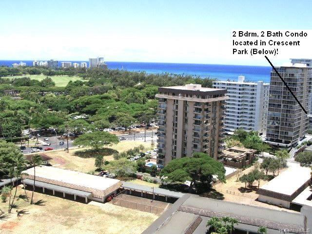 Photo of home for sale at 2575 Kuhio Avenue, Honolulu HI
