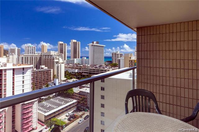 Photo of home for sale at 445 Seaside Avenue, Honolulu HI