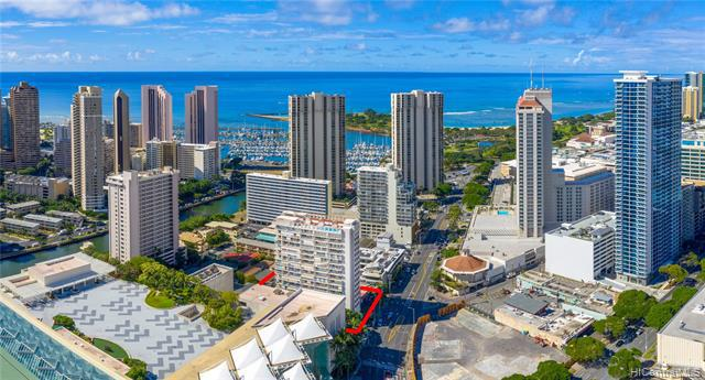 Photo of home for sale at 475 Atkinson Drive, Honolulu HI