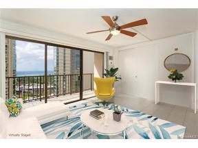 Property for sale at 2140 Kuhio Avenue Unit: 1705, Honolulu,  Hawaii 96815