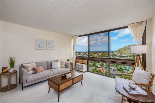 Photo of home for sale at 501 Hahaione Street, Honolulu HI