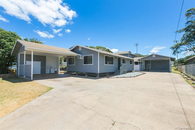Photo of home for sale at 85-760 Lihue Street, Waianae HI