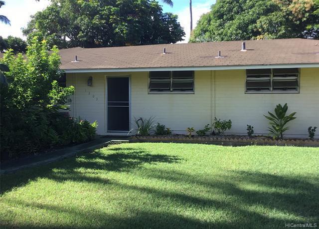 Photo of home for sale at 1309 Kainui Drive, Kailua HI