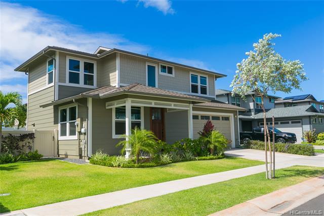 Photo of home for sale at 91-1009 Hokua Place, Ewa Beach HI