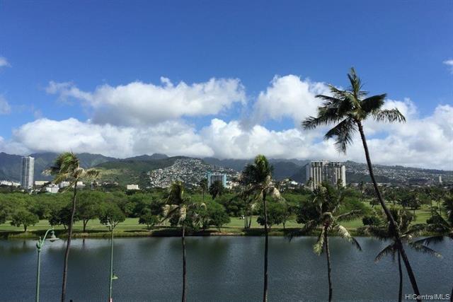 Photo of home for sale at 2415 Ala Wai Boulevard, Honolulu HI