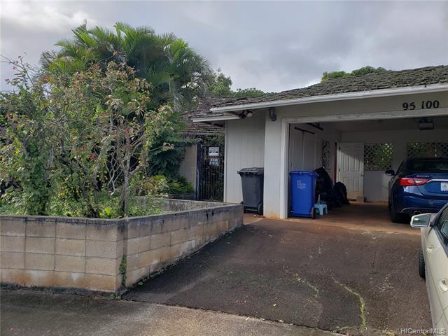 Photo of home for sale at 95-100 Hiikua Place, Mililani HI