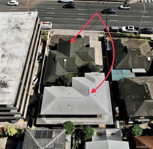 Photo of home for sale at 910 Piikoi Street, Honolulu HI