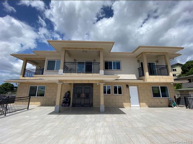 Photo of home for sale at 99-518 Aiea Heights Drive, Aiea HI