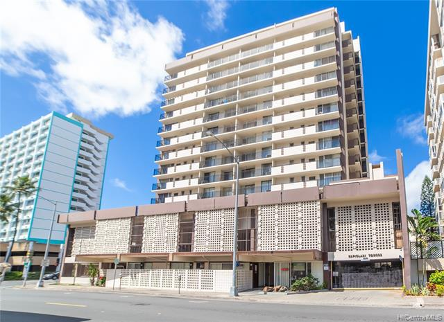 Photo of home for sale at 1610 Kanunu Street, Honolulu HI