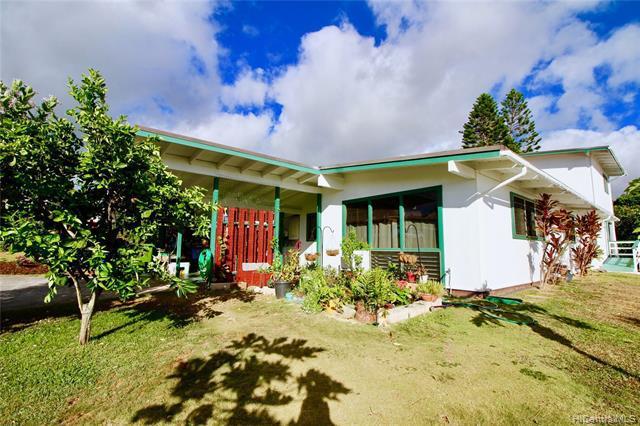 Photo of home for sale at 2339 Ahakapu Street, Pearl City HI