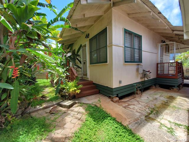 Photo of home for sale at 1164 Hoihoi Avenue, Wahiawa HI