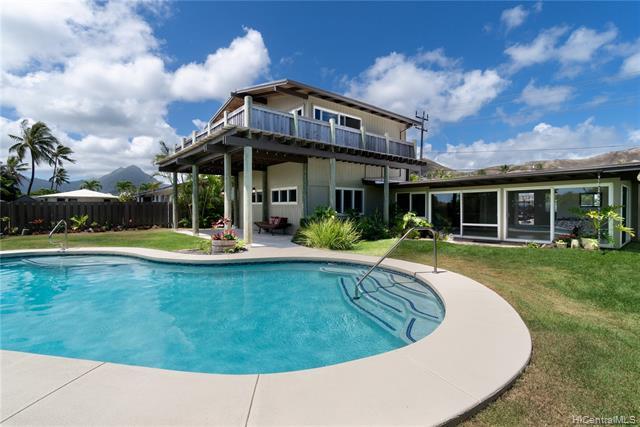 Photo of home for sale at 436 Iliaina Street, Kailua HI