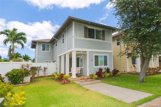 Photo of home for sale at 91-1207 Kaileolea Drive, Ewa Beach HI